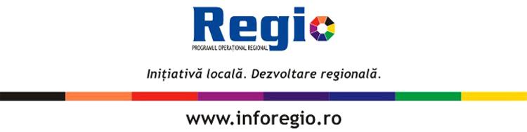 BannerRegio1 Proiect Finantat Prin POR 2007–2013