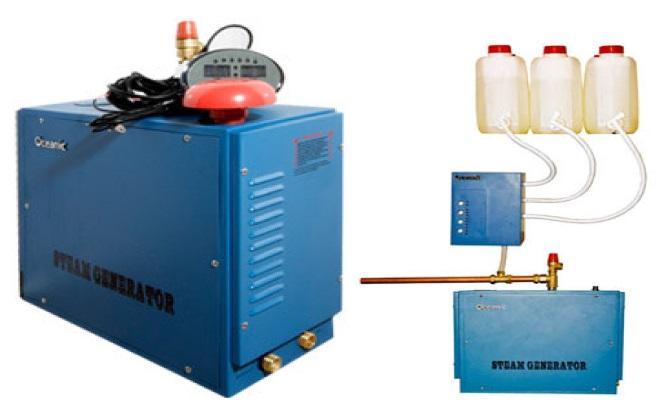 generator aburi Generatoare de abur   HAMMAM sau BAIA DE ABURI